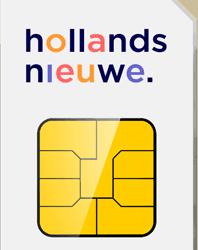 Hollands Nieuwe Simkaart