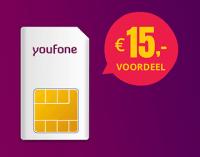 Youfone geen aansluitkosten