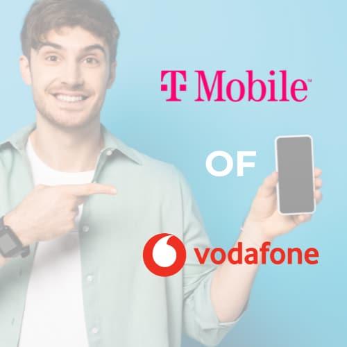 Vodafone of T-Mobile
