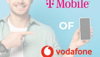Vodafone of T-Mobile welke sim only kiezen?