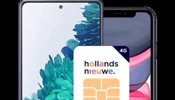 Hollandsnieuwe aanbieding geen aansluitkosten