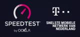 T-Mobile Snelste Netwerk volgens Speedtest Ookla