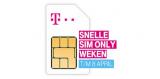 Snelle Sim Only Weken T-Mobile
